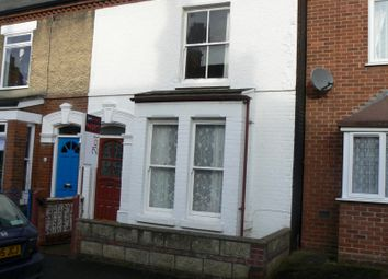 Thumbnail 3 bed terraced house to rent in Neville Street, Norwich