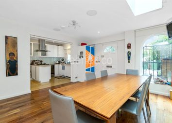 Thumbnail 4 bedroom end terrace house for sale in Fairfax Road, South Hampstead, London