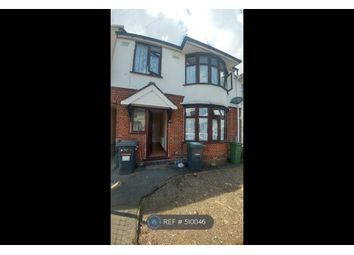 Thumbnail 3 bedroom terraced house to rent in Overstone Road, Luton