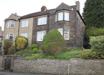 Thumbnail 3 bed semi-detached house for sale in Stansfield Hall Road, Todmorden