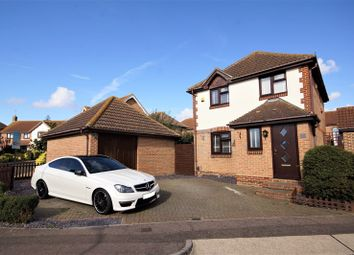 Thumbnail 3 bed detached house for sale in Kingston Avenue, Shoeburyness