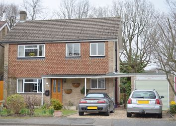 Thumbnail 3 bed detached house for sale in Foxhurst Road, Ash Vale
