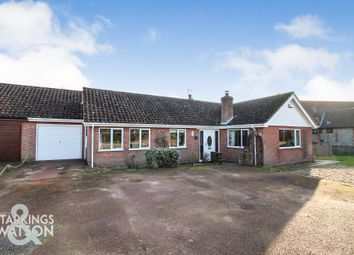 4 bed detached bungalow for sale in Yarmouth Road, Broome, Bungay NR35