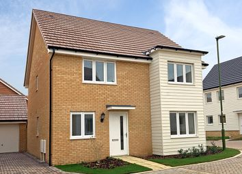"""Thumbnail 4 bed detached house for sale in """"The Canterbury"""" at Toddington Lane, Wick, Littlehampton"""