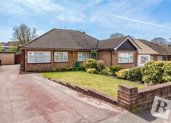 Thumbnail 2 bed bungalow for sale in Bowes Drive, Ongar