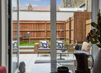 Thumbnail 3 bed terraced house for sale in Lion Wharf, Isleworth TW76Rj