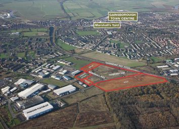 Thumbnail Commercial property for sale in Somerby Park, Thorndike Way, Gainsborough, Lincolnshire