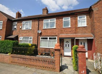 Thumbnail 3 bed terraced house for sale in Burnfield Road, Reddish, Stockport, Greater Manchester