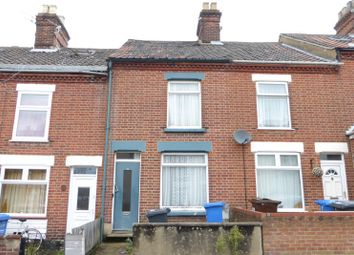 Thumbnail 3 bedroom terraced house for sale in Pelham Road, Norwich, Norfolk