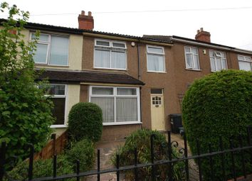 Thumbnail 4 bed terraced house to rent in Toronto Road, Horfield, Bristol