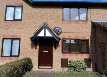 Thumbnail 2 bedroom terraced house to rent in Boeing Way, Bury St. Edmunds