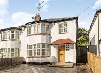Thumbnail 3 bed semi-detached house for sale in Liverpool Road, Kingston Upon Thames
