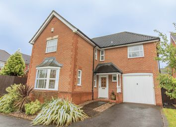 Thumbnail 4 bed detached house for sale in Peckleton View, Desford