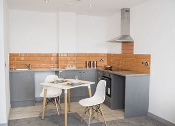 Thumbnail 1 bed flat for sale in St.Peters House Princes Street, Doncaster