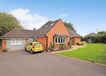 4 bed detached bungalow for sale in Bedcroft, Barlaston, Stoke-On-Trent ST12