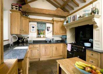 Thumbnail 4 bed barn conversion for sale in St. Marys Court, Church End, Kensworth, Bedfordshire