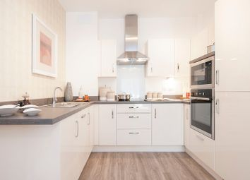 Thumbnail 1 bedroom flat for sale in Churchfield Road, Poole