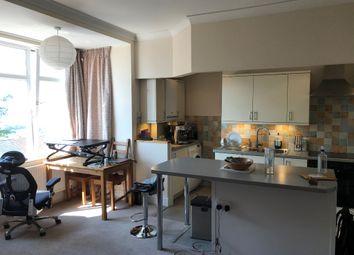 Thumbnail 1 bedroom flat to rent in Penmaen Terrace, Uplands, Swansea