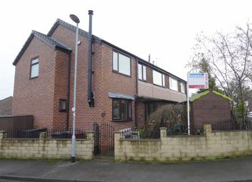Thumbnail 5 bedroom semi-detached house for sale in Wolley Gardens, New Farnley, Leeds, West Yorkshire