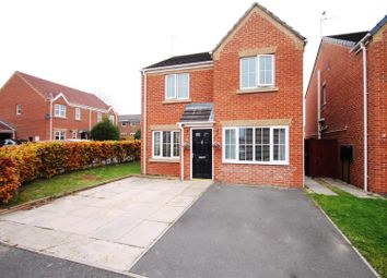 Thumbnail 4 bedroom detached house to rent in Charlton Court, Bowburn, Durham