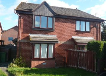 Thumbnail 1 bed terraced house to rent in The Shires, Lower Bullingham, Hereford
