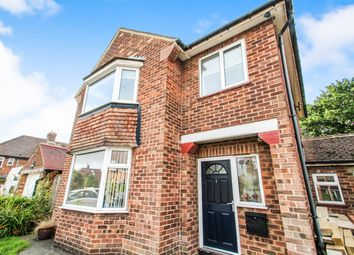 Thumbnail 3 bed detached house to rent in Almsford Walk, Harrogate
