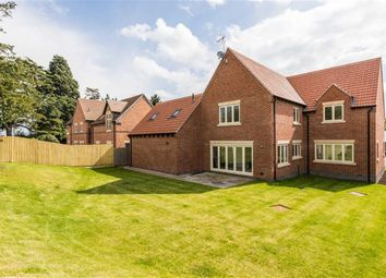 Thumbnail 4 bed detached house for sale in West Manor Park, Epperstone, Nottinghamshire
