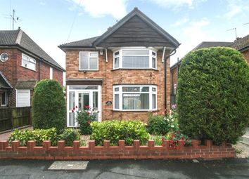Thumbnail 3 bedroom detached house for sale in Saltersgate Drive, Birstall, Leicester