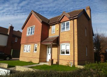 Thumbnail 4 bed property to rent in Tracy Close, Swindon