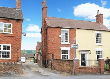Thumbnail 2 bed semi-detached house for sale in 19 Park Street, Madeley, Telford