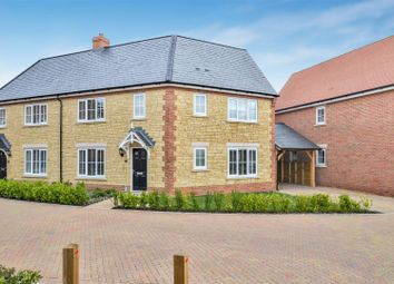 Thumbnail 3 bed semi-detached house for sale in Marsh Road, Ambrosden, Bicester