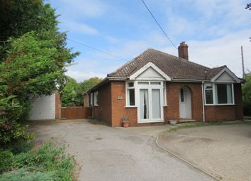 Thumbnail 4 bed detached bungalow for sale in Kingsway, Mildenhall, Bury St. Edmunds
