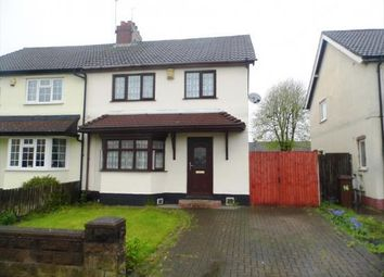 Thumbnail 3 bed semi-detached house to rent in Evans Street, Willenhall