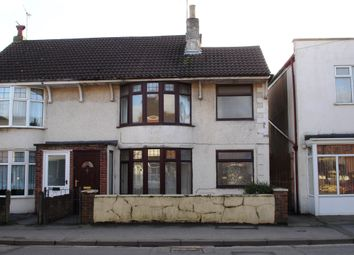 Thumbnail 2 bed semi-detached house to rent in Fleet Street, Holbeach, Spalding
