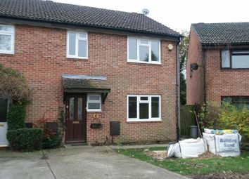 Thumbnail 3 bed semi-detached house to rent in Pilgrims Close, New Milton