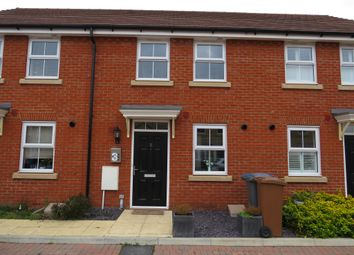 Thumbnail 2 bed terraced house for sale in Drake Close, Saxmundham