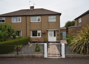 Thumbnail 3 bed semi-detached house for sale in Ullswater Close, Dalton-In-Furness