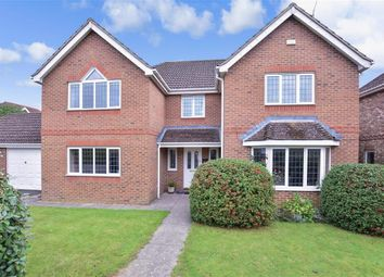Thumbnail 5 bed detached house for sale in Meiros Way, Ashington, West Sussex
