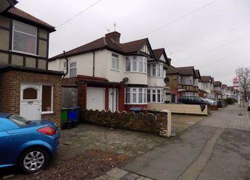 Thumbnail 3 bed semi-detached house to rent in Kenton Lane, Harrow, Middlesex