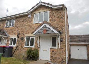 Thumbnail 2 bed semi-detached house to rent in Foundry Close, Oakengates, Telford