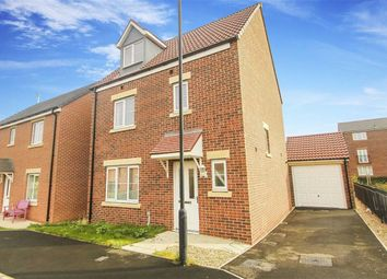 Thumbnail 4 bed detached house for sale in Ridley Gardens, Earsdon View, Tyne And Wear