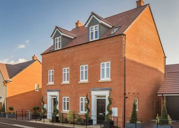 "Thumbnail 3 bed semi-detached house for sale in ""Greenwood"" at Tingewick Road, Buckingham"