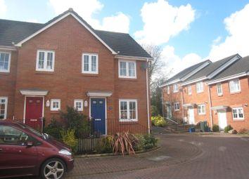 Thumbnail 3 bed semi-detached house for sale in Clos Ennig, Bettws, Newport