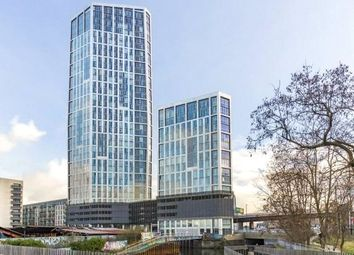 Thumbnail 2 bed flat for sale in Sky View Tower, 12 High Street, London