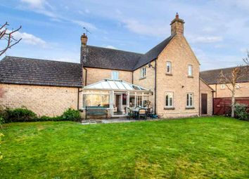 Thumbnail 4 bed detached house for sale in Kingfisher Place, South Cerney, Cirencester