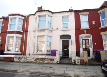 Thumbnail 5 bed terraced house to rent in Russel Road, Mossley Hill, Liverpool, Merseyside