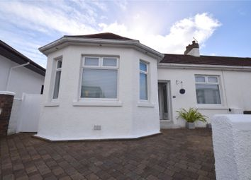 Thumbnail 2 bed semi-detached bungalow for sale in Newdykes Road, Prestwick, South Ayrshire