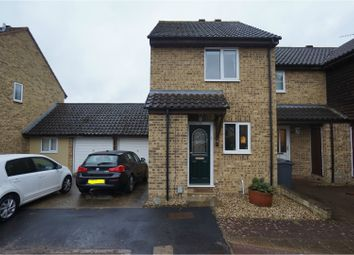 Thumbnail 2 bed end terrace house for sale in Carters Close, Stevenage