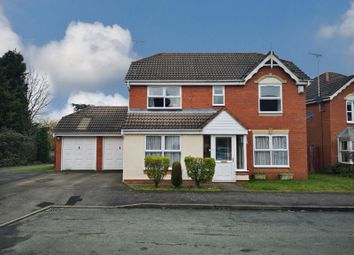 4 bed detached house for sale in Greenway, Burton-On-Trent DE15
