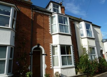 Thumbnail Terraced house to rent in Riverside Terrace, Riverside, Sidmouth